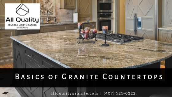 Basics of Granite Countertops