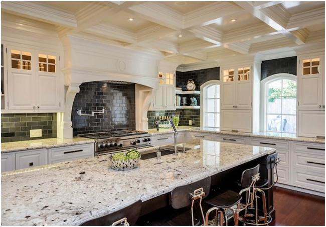 Learn How You Can Design Your Space With Light Granite