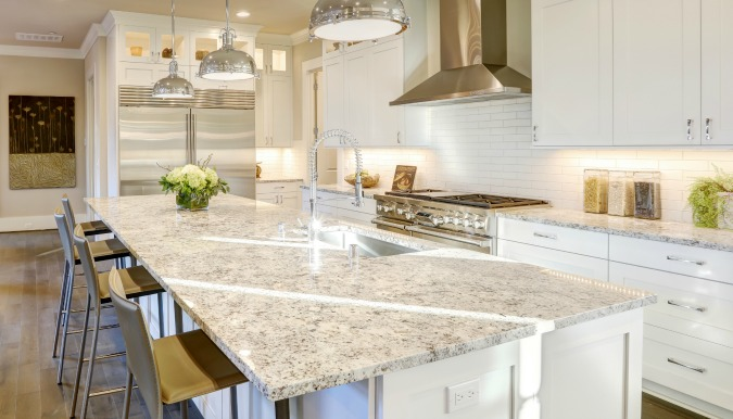 Popular Granite Countertop Configurations Orlando: Orland's Top Trends For Granite Countertops In 2019