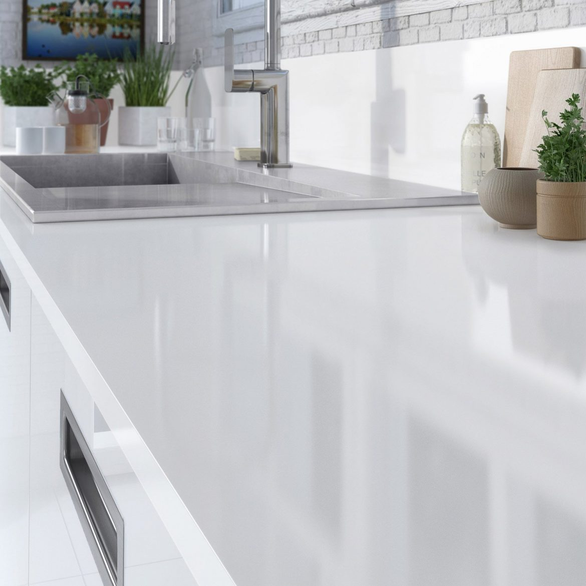 Popular Granite Countertop Configurations Orlando: Orlando Quartz Countertops Fabrication & Installation