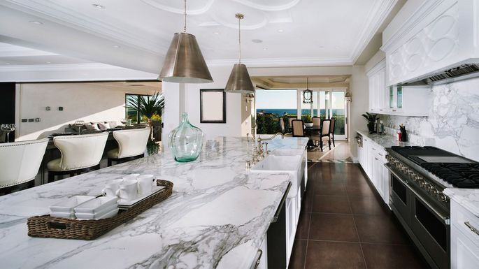 Popular Granite Countertop Configurations Orlando: Top Reasons Why Orlando Homeowners Love Marble Countertops