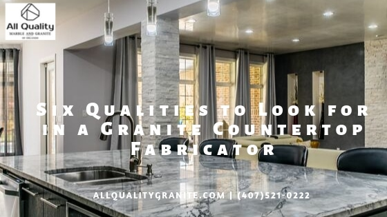 granite countertops fabricator