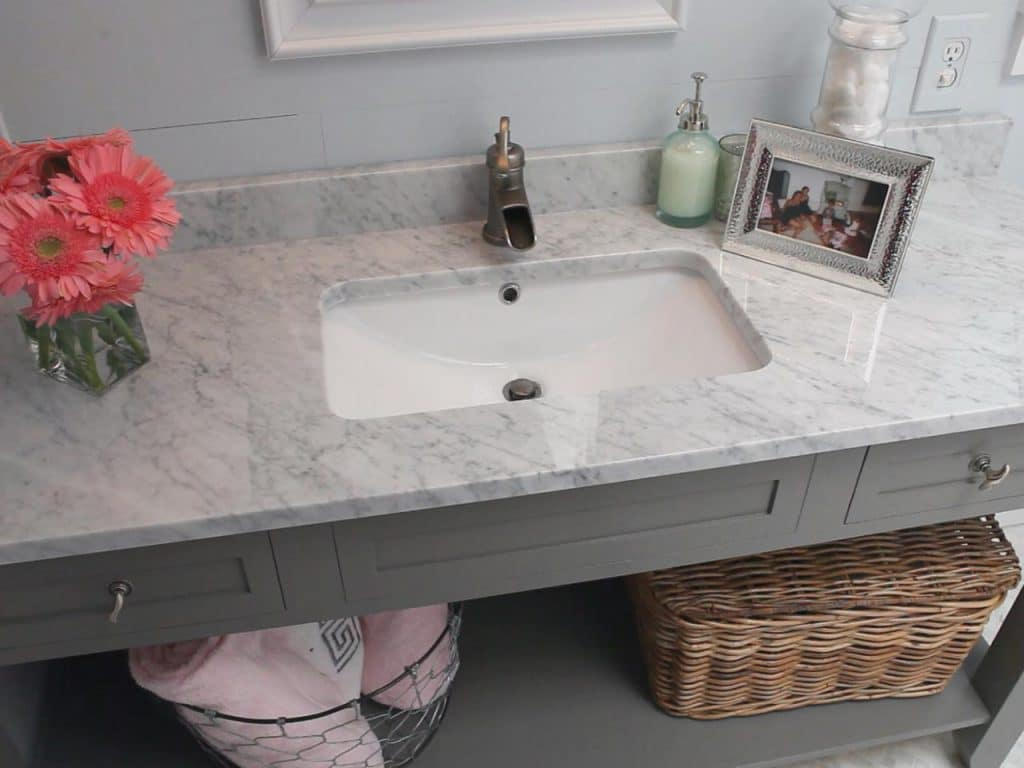 Orlando Marble Bathroom Countertops
